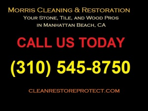 Professional stone cleaning in South Bay | (310) 545-8750